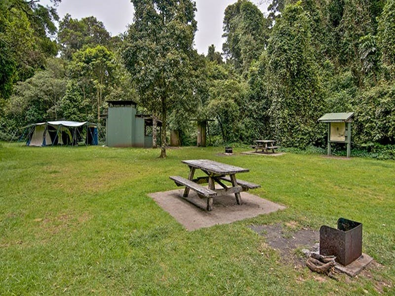 Forest Tops campground - Accommodation in Bendigo