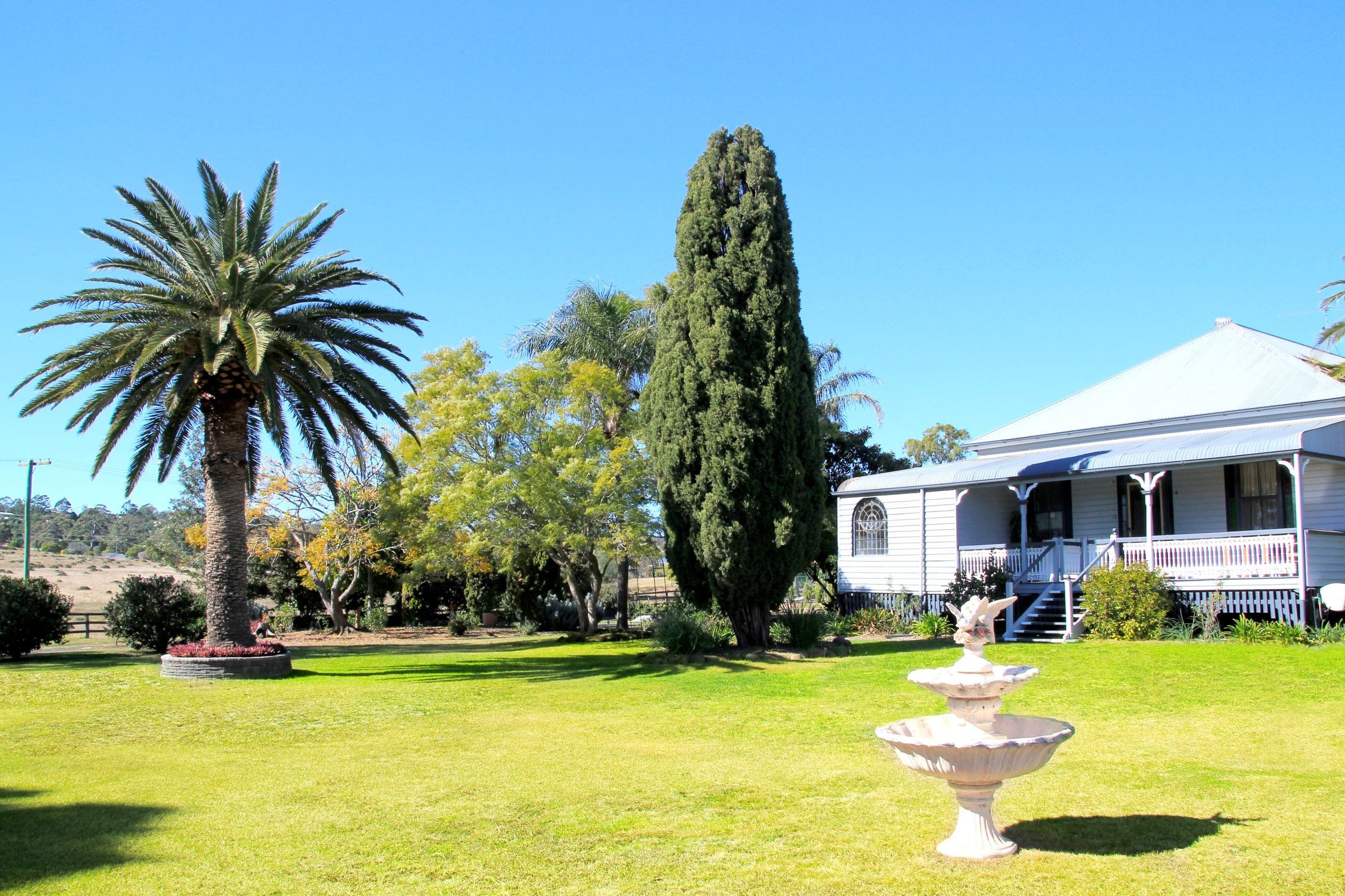 Forest Lodge Highfields - Accommodation in Bendigo
