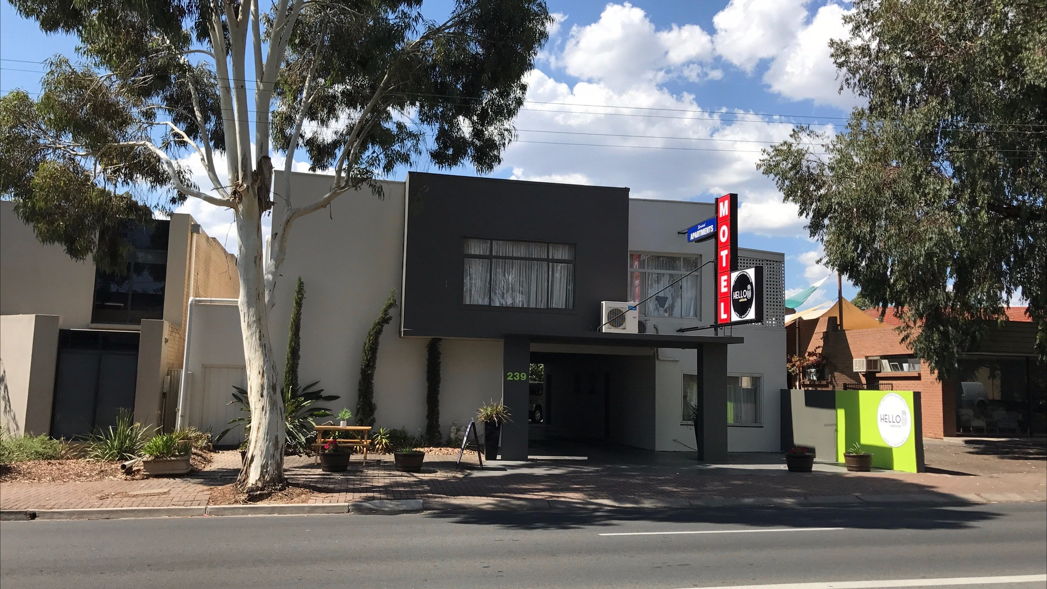 Hello Adelaide Motel Apartments - Frewville - Accommodation in Bendigo