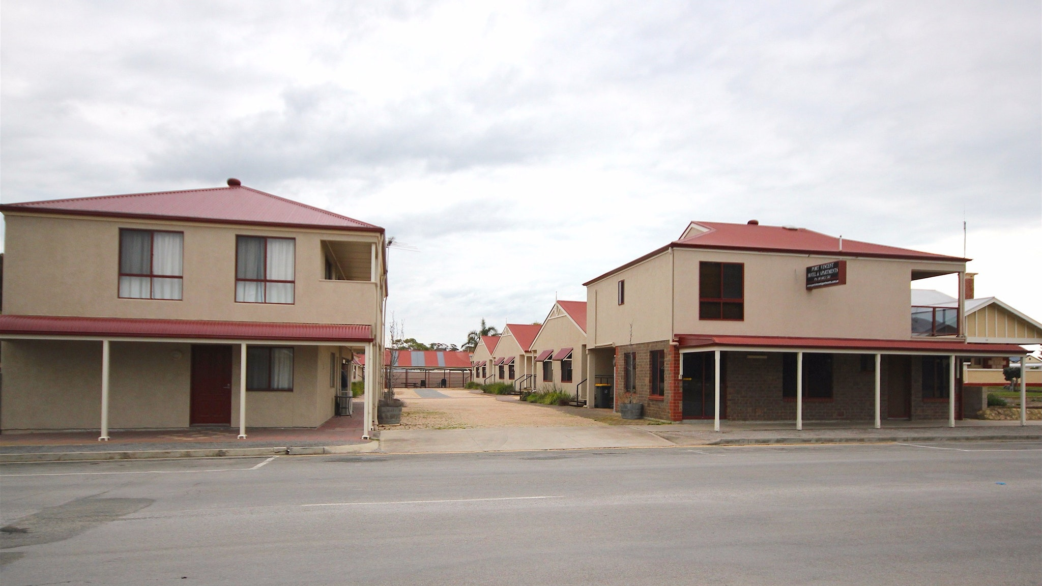 Port Vincent Motel and Apartments - Accommodation in Bendigo