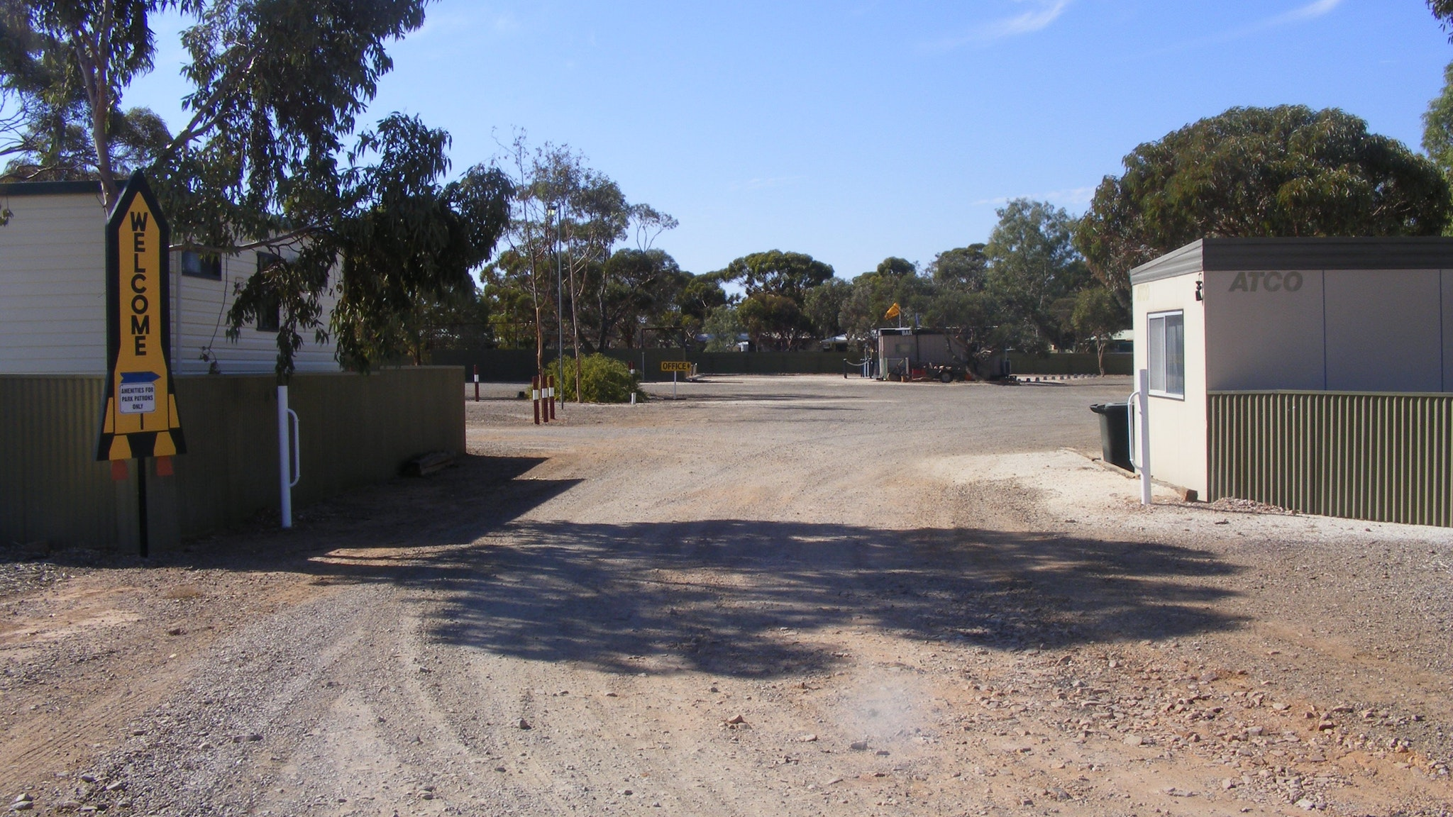 Woomera Travellers Village and Caravan Park