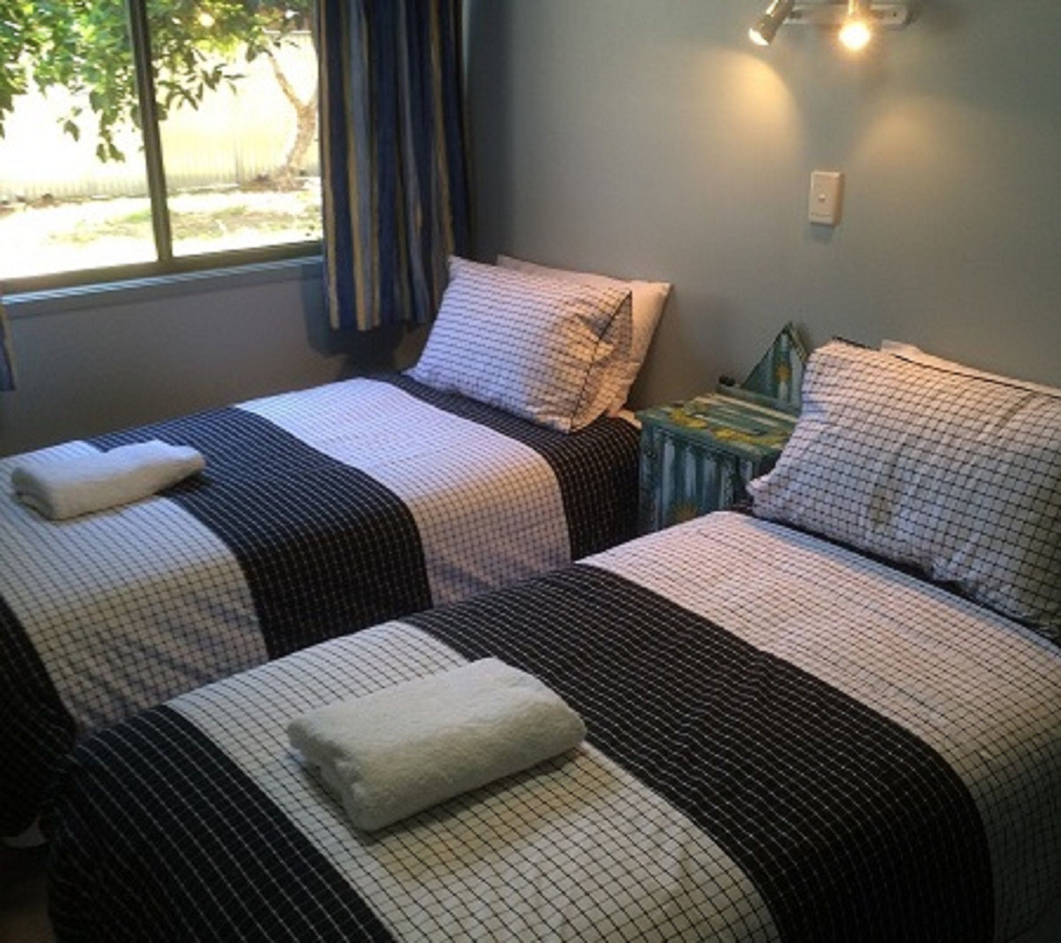 Tin Shack - Accommodation in Bendigo