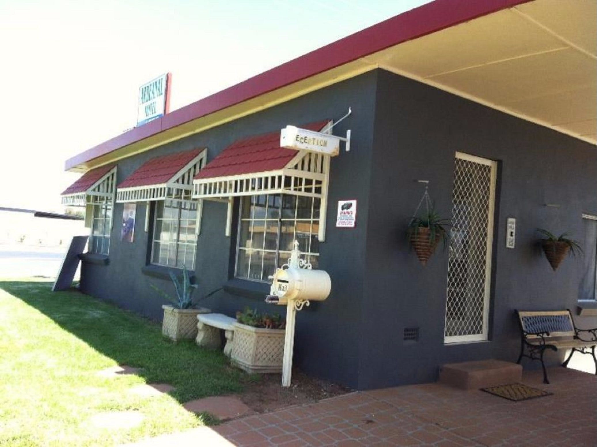 Ardeanal Motel - Accommodation in Bendigo