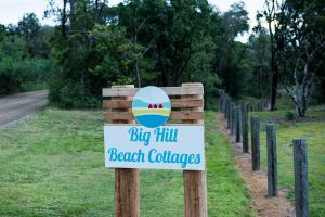 Big Hill Beach Cottages - Accommodation in Bendigo