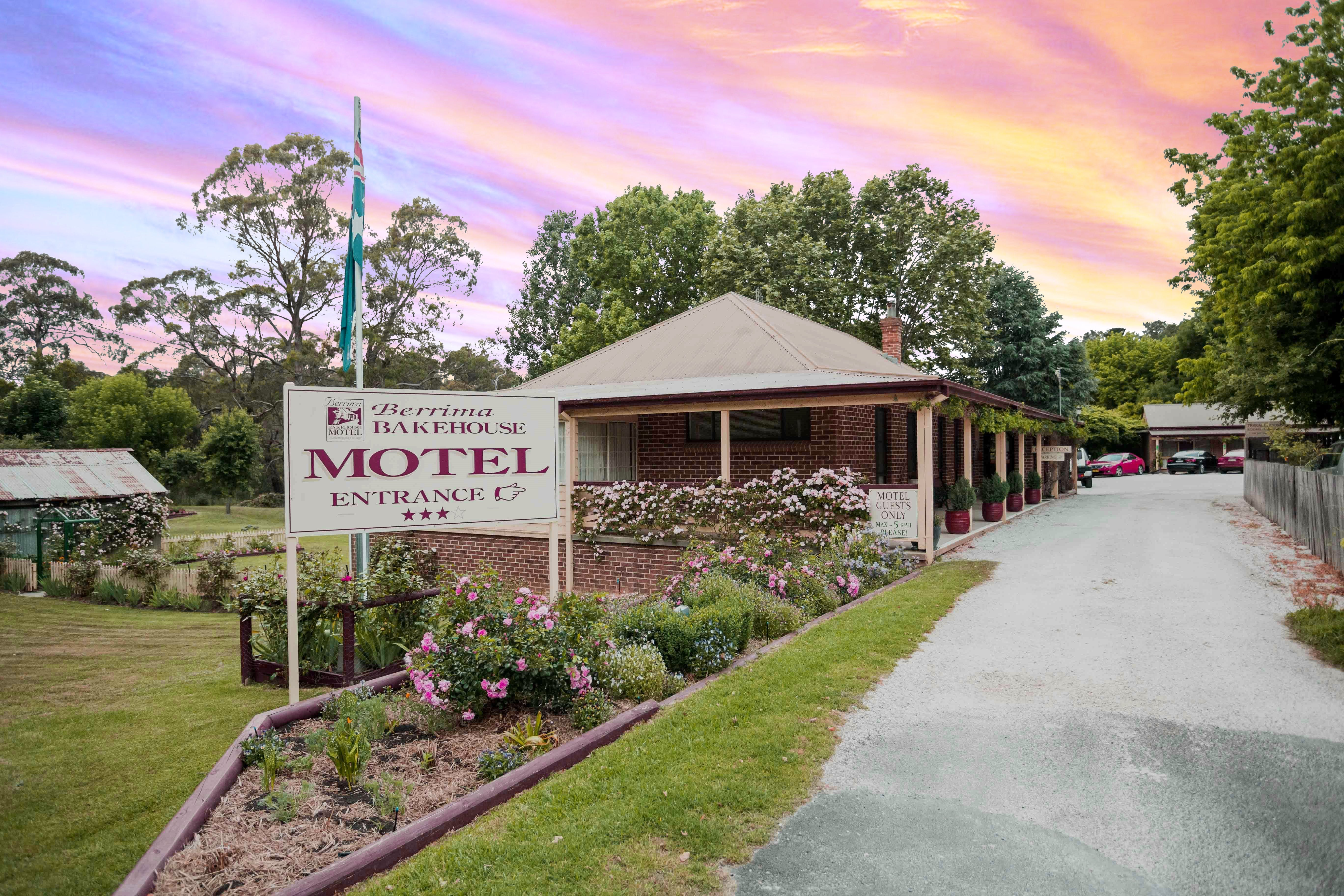 Berrima Bakehouse Motel - Accommodation in Bendigo
