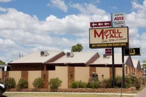 Motel Myall - Accommodation in Bendigo