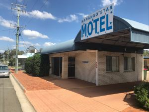 Nanango Star Motel - Accommodation in Bendigo