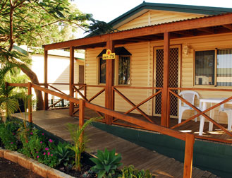 Wintersun Caravan  Tourist Park - Accommodation in Bendigo