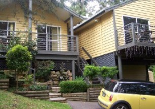 Ttwo Peaks Guesthouse - Accommodation in Bendigo