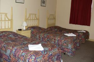 Knickerbocker Hotel Motel - Accommodation in Bendigo