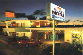 Princes Motel - Accommodation in Bendigo
