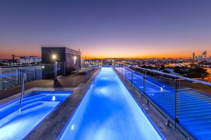 Oaks Brisbane Woolloongabba Suites - Accommodation in Bendigo