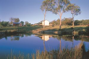 Platypus Park Country Retreat - Accommodation in Bendigo