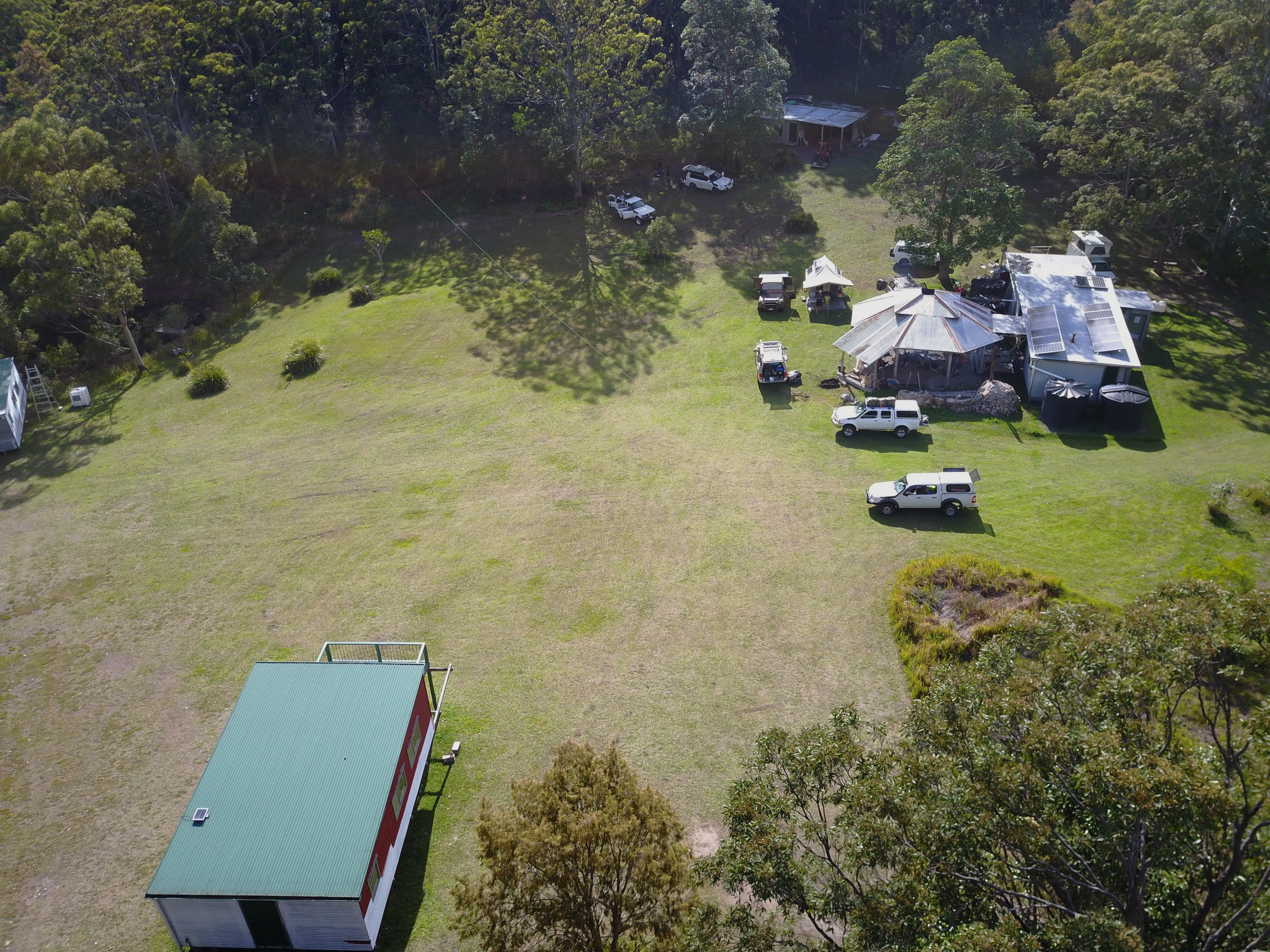 Mt Barney Wilderness Camping - Accommodation in Bendigo
