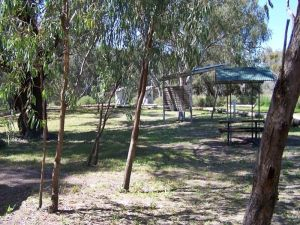 Coach and Horses campground - Accommodation in Bendigo