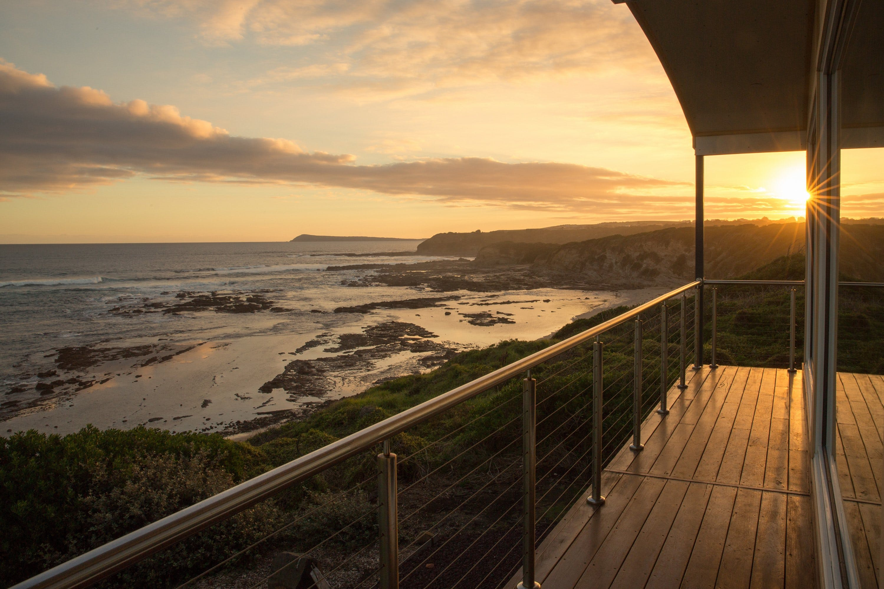 Kilcunda Oceanview Holiday Retreat - Accommodation in Bendigo