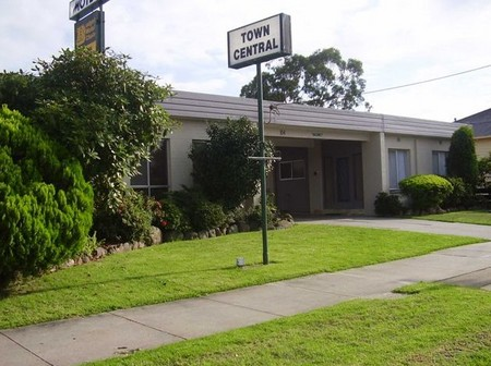 Bairnsdale Town Central Motel - Accommodation in Bendigo