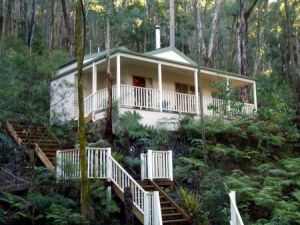 Myers Creek Cascades Luxury Cottages - Accommodation in Bendigo