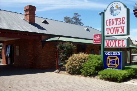 Centretown Motel Nagambie - Accommodation in Bendigo