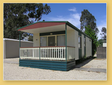 Alexandra Tourist Park - Accommodation in Bendigo