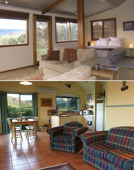 Athlone Country Cottages - Accommodation in Bendigo