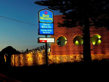 Best Western Drouin Motor Inn - Accommodation in Bendigo