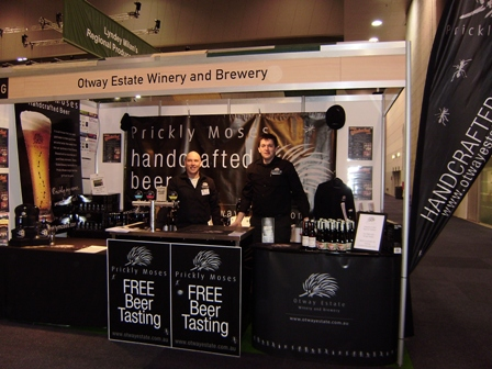 Otway Estate Winery And Brewery - Accommodation in Bendigo