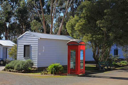 Shady Acres Caravan Park Ballarat - Accommodation in Bendigo