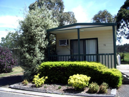 Tandara Caravan Park - Accommodation in Bendigo