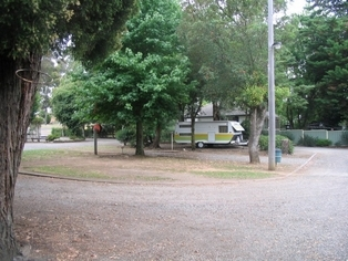 El Paso Caravan Park - Accommodation in Bendigo