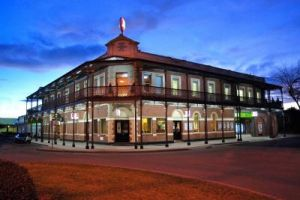Grand Terminus Hotel - Accommodation in Bendigo