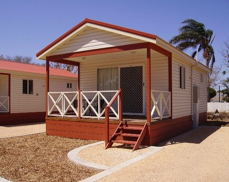 Outback Oasis Caravan Park - Accommodation in Bendigo