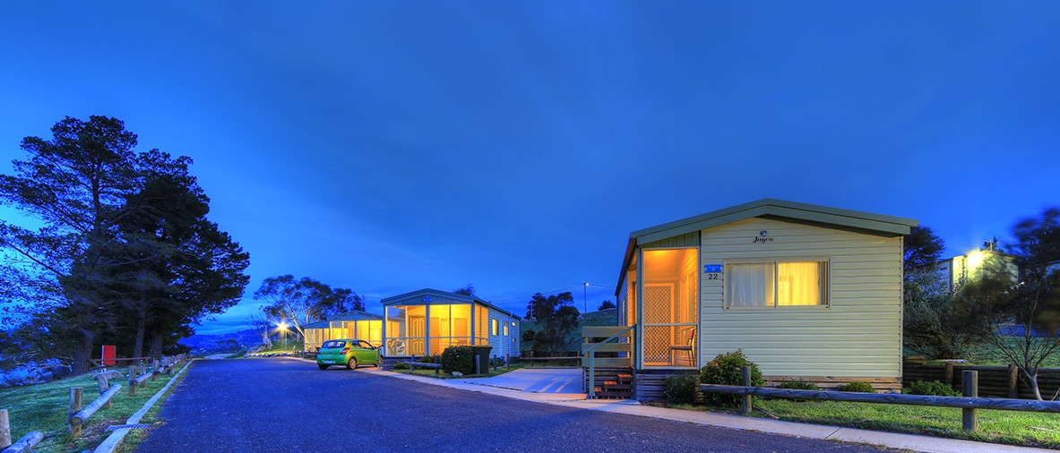 Jindabyne Holiday Park - Accommodation in Bendigo