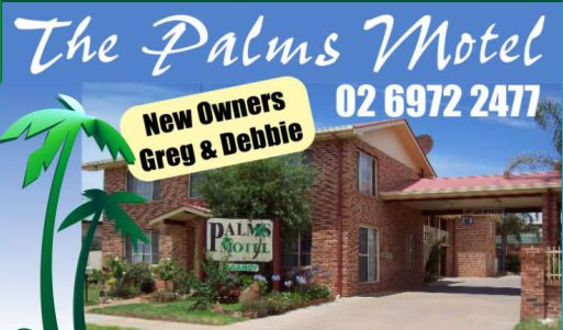 The Palms Motel - Accommodation in Bendigo