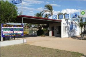 Glossop Motel - Accommodation in Bendigo
