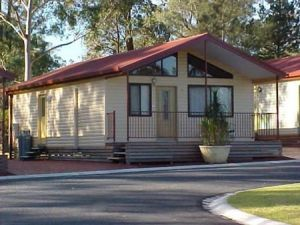 Sydney Getaway Holiday Park  Avina Van Village - Accommodation in Bendigo