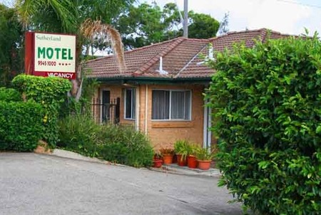 Sutherland Motel - Accommodation in Bendigo