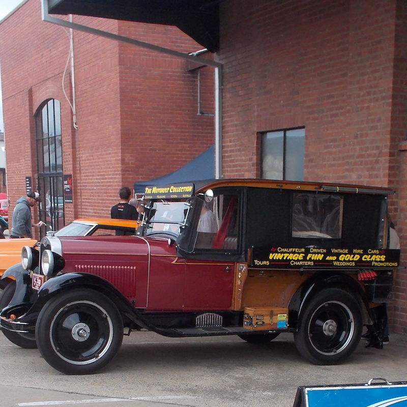 Vintage Fun Hire Cars - Accommodation in Bendigo
