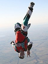 The Parachute School - Skydiving - Accommodation in Bendigo