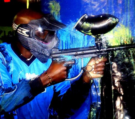 Melbourne Indoor Paintball - Accommodation in Bendigo