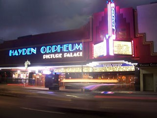Hayden Orpheum Picture Palace - Accommodation in Bendigo