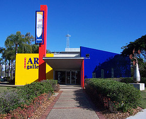 Logan Art Gallery - Accommodation in Bendigo