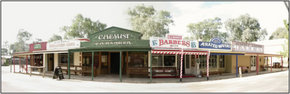 Pioneer Settlement - Accommodation in Bendigo