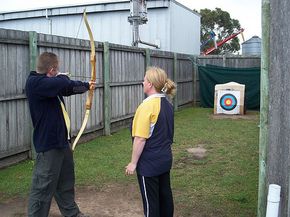Bairnsdale Archery Mini Golf  Games Park - Accommodation in Bendigo