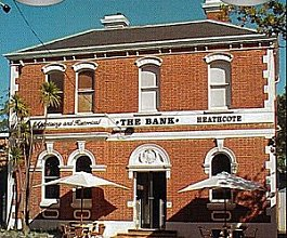 The Bank Heathcote - Accommodation in Bendigo