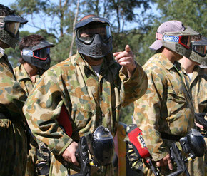 Action Paintball Games - Perth - Accommodation in Bendigo