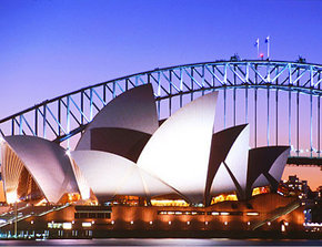 Sydney Opera House - Accommodation in Bendigo
