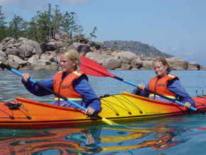 Magnetic Island Sea Kayaks - Accommodation in Bendigo
