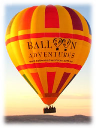 Balloon Adventures Barossa Valley - Accommodation in Bendigo