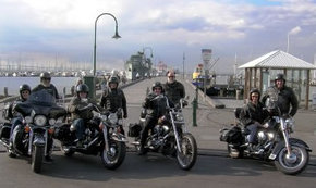Harley Rides Melbourne - Accommodation in Bendigo